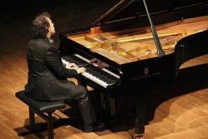 Daniel Guas piano pianolärare malmö steinway Piano Concerto