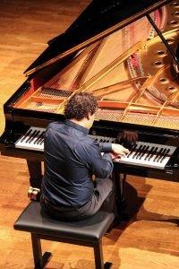 Daniel Guas piano pianolärare malmö steinway Ravel Gaspard de la nuit