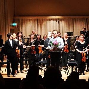 Daniel Guas piano pianolärare malmö steinway Schumann Piano Concerto